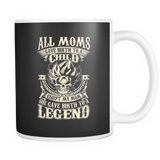 Super Saiyan Goku Mom 11oz Coffee Mug - TL00033M1