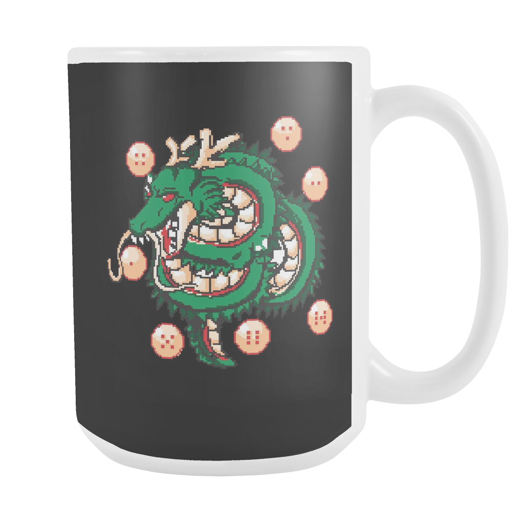 Super Saiyan Shenron with balls 15oz Coffee Mug - TL00118M5
