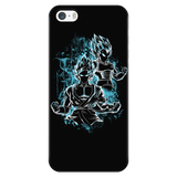 Super Saiyan - Goku & Vegeta God Blue - Iphone Phone Case - TL00895PC