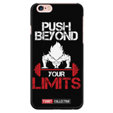 Super Saiyan Goku Push Beyond Your Limits Iphone Case - TL00526PC