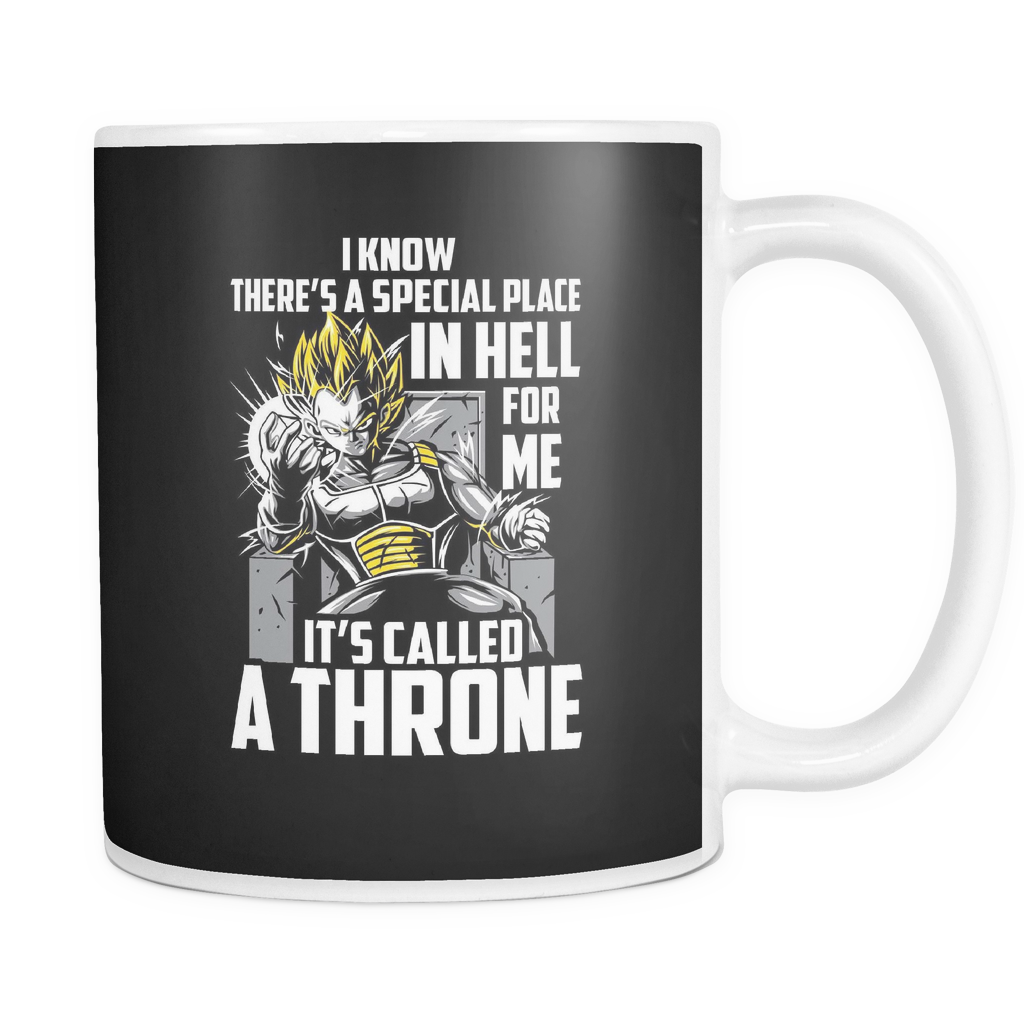 Super Saiyan Vegeta 11oz Coffee Mug - TL00229M1
