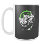 Saiyan Namek Piccolo 15oz Coffee Mug - TL00009M5