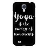 Yoga - Yoga if the poetry of movements - Android Phone Case - TL00894AD