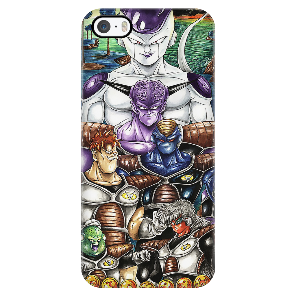 Super Saiyan Frieza iPhone 5, 5s, 6, 6s, 6 plus, 6s plus phone case - TL00270PC