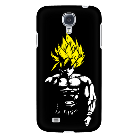 Super Saiyan - Goku ss2 Just Saiyan - Anddoid Phone Case - TL01104AD