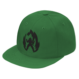 Super Saiyan Vegeta Black Symbol Snapback - PF00311SB - The Tshirt Collection - 2