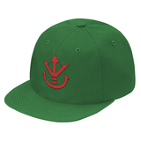 Super Saiyan Red Vegeta Crest Snapback - PF00188SB - The Tshirt Collection - 12