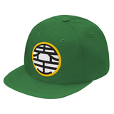 Super Saiyan Goku King Kai Symbol Snapback - PF00181SB - The Tshirt Collection - 12