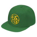 Super Saiyan Goku Golden Symbol Snapback - PF00180SB - The Tshirt Collection - 12