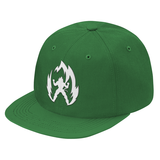 Super Saiyan Vegeta White Symbol Snapback - PF00310SB - The Tshirt Collection - 11