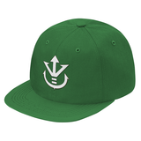 Super Saiyan White Vegeta Crest Snapback - PF00190SB - The Tshirt Collection - 12