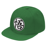 Super Saiyan Goku Symbol Black and White Snapback - PF00182SB - The Tshirt Collection - 12