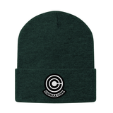 Super Saiyan Trunks Capsule Corp Symbol Beanie - PF00194BN - The Tshirt Collection - 3