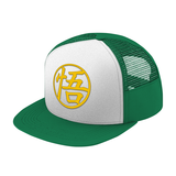 Super Saiyan Goku Golden Symbol Trucker Hat - PF00180TH - The Tshirt Collection - 5