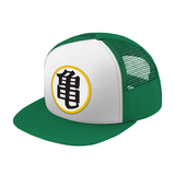 Super Saiyan Kame Symbol Trucker Hat - PF00185TH - The Tshirt Collection - 5