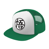 Super Saiyan Goku Symbol Black and White Snapback - PF00182TH - The Tshirt Collection - 5