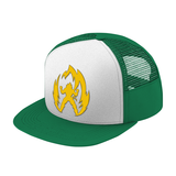 Super Saiyan Vegeta Gold Symbol Trucker Hat - PF00291TH - The Tshirt Collection - 5