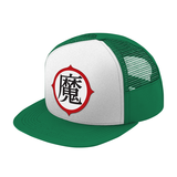 Super Saiyan Piccolo Trucker Hat - PF00177TH - The Tshirt Collection - 5