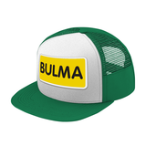 Super Saiyan Bulma Symbol Trucker Hat - PF00178TH - The Tshirt Collection - 5