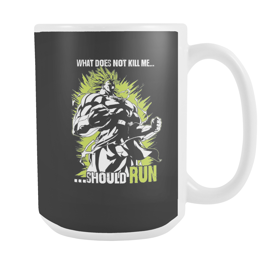 Super Saiyan Broly 15oz Coffee Mug - TL00117M5
