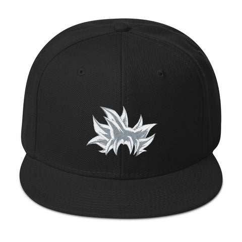 Dragon Ball Super Goku Master Ultra Instinct Art Snapback Hat - TL01629SB