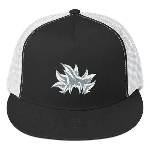 Dragon Ball Super Goku Master Ultra Instinct Art Trucker Cap - TL01629TH