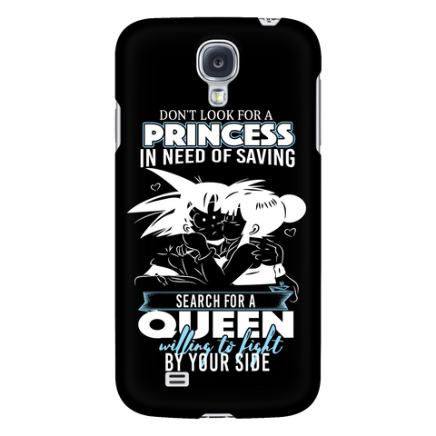 Super Saiyan - Goku search for a queen - Android Phone Case - TL01110AD