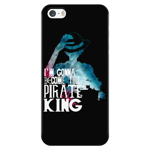 One Piece - I'm gonna be the pirate king - Iphone Phone Case - TL01122PC