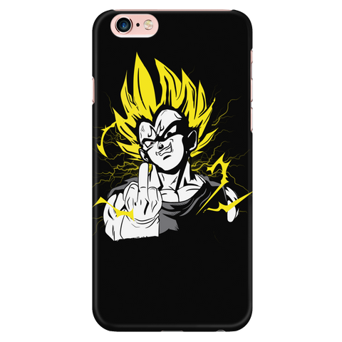 Super Saiyan - They act like they - Iphone Phone Case - TL01209PC