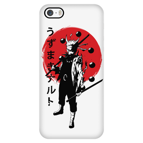 Naruto - Uzumaki Naruto nine tail fox form - Iphone Phone Case - TL01114PC