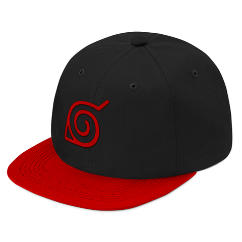 Naruto Village Leaf Snapback - PF00284SB - The Tshirt Collection - 1