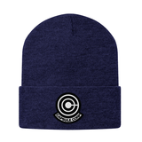 Super Saiyan Trunks Capsule Corp Symbol Beanie - PF00194BN - The Tshirt Collection - 4