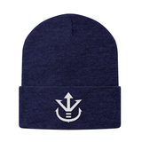 Super Saiyan Vegeta Crest Beanie White - PF00198BN - The Tshirt Collection - 4