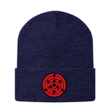 Naruto Juubi Eye Symbol Beanie - PF00304BN - The TShirt Collection