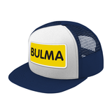 Super Saiyan Bulma Symbol Trucker Hat - PF00178TH - The Tshirt Collection - 6