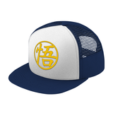 Super Saiyan Goku Golden Symbol Trucker Hat - PF00180TH - The Tshirt Collection - 6