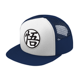 Super Saiyan Goku Symbol Black and White Snapback - PF00182TH - The Tshirt Collection - 6