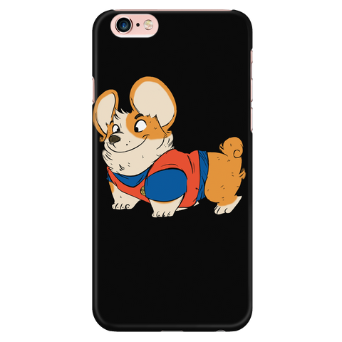Super Saiyan - Saiyan Corgi - Iphone Phone Case - TL01346PC