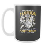 Super Saiyan Florida Group 15oz Coffee Mug - TL00006M5