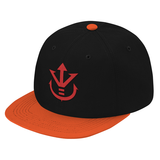 Super Saiyan Red Vegeta Crest Snapback - PF00188SB - The Tshirt Collection - 13