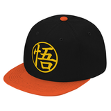Super Saiyan Goku Golden Symbol Snapback - PF00180SB - The Tshirt Collection - 13