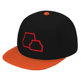 Naruto Village Rock Snapback - PF00297SB - The Tshirt Collection - 14