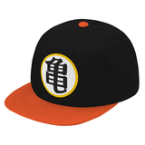 Super Saiyan Kame Symbol Snapback - PF00185SB - The Tshirt Collection - 13
