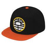 Super Saiyan Goku King Kai Symbol Snapback - PF00181SB - The Tshirt Collection - 13