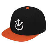 Super Saiyan White Vegeta Crest Snapback - PF00190SB - The Tshirt Collection - 13