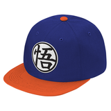 Super Saiyan Goku Symbol Black and White Snapback - PF00182SB - The Tshirt Collection - 14