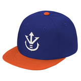 Super Saiyan White Vegeta Crest Snapback - PF00190SB - The Tshirt Collection - 14
