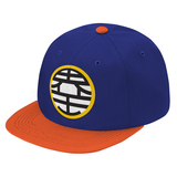 Super Saiyan Goku King Kai Symbol Snapback - PF00181SB - The Tshirt Collection - 14