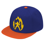 Super Saiyan Vegeta Gold Symbol Snapback - PF00291SB - The Tshirt Collection - 14