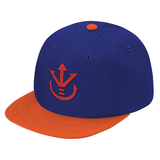 Super Saiyan Red Vegeta Crest Snapback - PF00188SB - The Tshirt Collection - 14